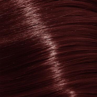 Lomé Paris Permanent Hair Colour Crème, Reflex 5.55 Light Brown Deep Mahogany 5.55 light brown deep mahogany 100ml