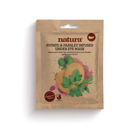 Natura Potato & Parsley Infused Under Eye Mask 3 x 7ml