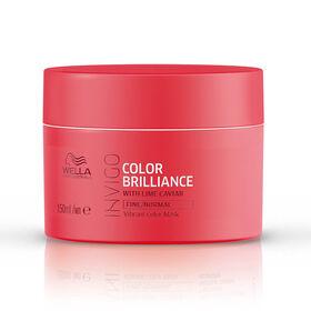 Wella Professionals Invigo Color Brilliance Mask Fine 150ml