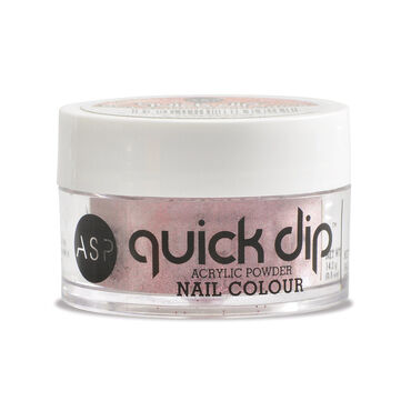 ASP Quick Dip Acrylic Dipping Powder Nail Colour - Not Your Biker Chick 14