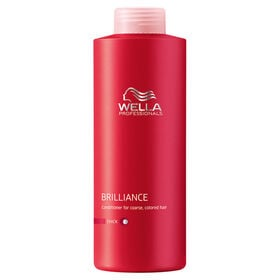 Wella Professionals Brilliance Conditioner for Thick Hair 1L