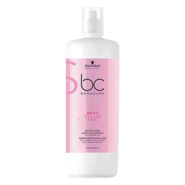Schwarzkopf Professional Bonacure pH 4.5 Color Freeze Micellar Sulfate Free Shampoo 1L