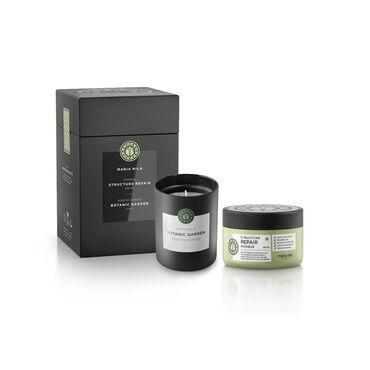 Maria Nila Care & Style Repair Hair Masque + Candle Gift Box