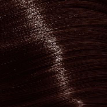Lomé Paris Permanent Hair Colour Crème, Reflex 4.8 Brown Mocha 100ml