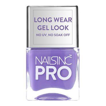 Nails Inc Pro Gel Effect Polish 14ml - Buckingham Lane