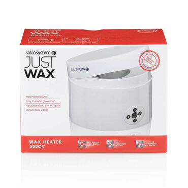 Just Wax Wax Heater