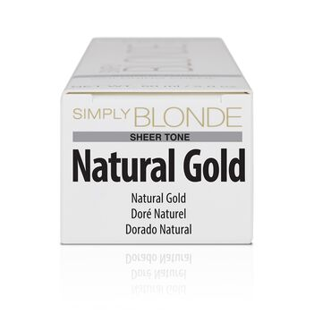 Kenra Color Simply Blonde Sheer Tone Permanent Hair Colour - Natural Gold 57g