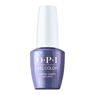 OPI High Definition Glitter Gel Reserve Comets for Later 15ml