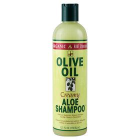 Organic Root Stimulator ORS Creamy Aloe Shampoo 370ml