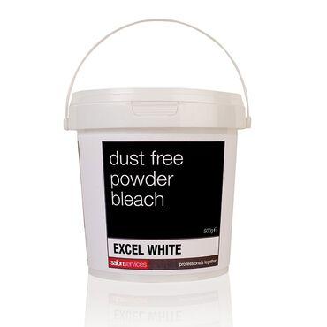 Salon Services Powder Bleach - White 500g