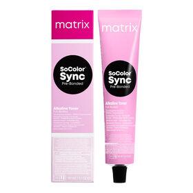 Matrix SoColor Sync Pre-Bonded Alkaline Toner, Cool Palette - 10V 90ml