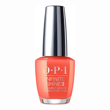 OPI Tokyo Collection Infinite Shine Tempura-ture is Rising! 15ml
