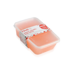Hive of Beauty Paraffin Wax Peach 450g