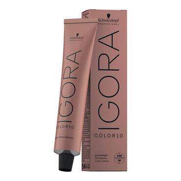 Schwarzkopf Professional Igora Color 10 Permanent Hair Colour - 6-0 Dark Blonde Natural 60ml
