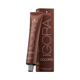 Schwarzkopf Professional Igora Color 10 Permanent Hair Colour - 5-12 Light Brown Cendre Ash 60ml