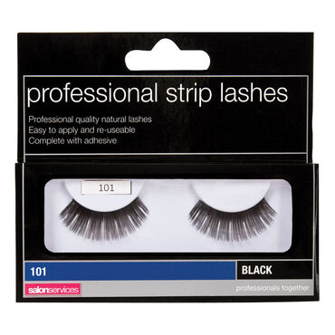 Salon Services Strip Lash 101