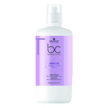 Schwarzkopf Professional Bonacure Keratin Perfect Smooth Hair Treatment 750ml