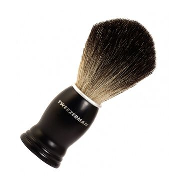 Tweezerman GEAR Deluxe Shaving Brush
