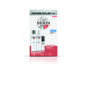 Wella Professionals Nioxin Trial Kit System 4