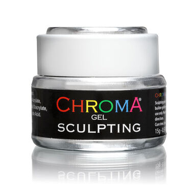 Chroma Gel UV & LED Sculpting Gel 15g