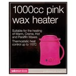 Salon Services Wax Heater Pink 1000cc