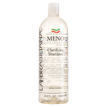 La Brasiliana MENO Clarifying Shampoo 1L