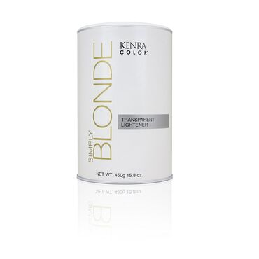 Kenra Color Simply Blonde Transparent Lightener Powder 448g
