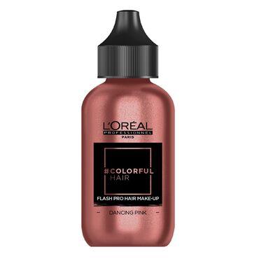L'Oréal Professionnel #Colorfulhair Flash Pro Hair Make-Up Dancing Pink 60ml