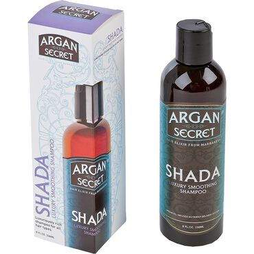 Argan Secret Shada Luxury Sulphate Free Shampoo 236ml