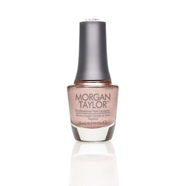 Morgan Taylor Nail Lacquer - No Way Rose 15ml