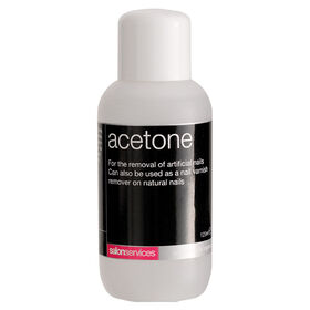 Salon Services Acetone 125ml