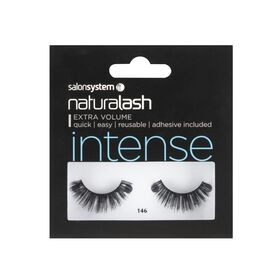 Naturalash 146 Black Strip Lashes