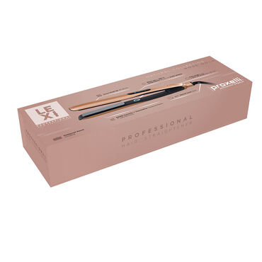 Proxelli LEXI Natural Collection Straightener Rose Gold