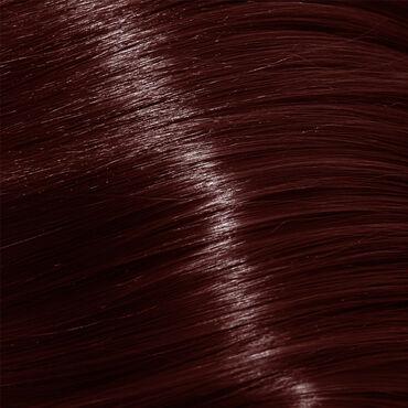 Lomé Paris Permanent Hair Colour Crème, Reflex 4.45 Dark Blonde Copper Red 4.45 brown copper mahogany 100ml