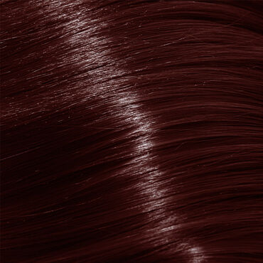 Lomé Paris Permanent Hair Colour Crème, Reflex 4.45 Dark Blonde Copper Red 4.45 brown copper mahogany 100ml
