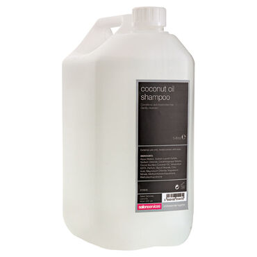 Salon Services Shampoo Coconut Oil 5l