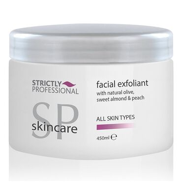 Strictly Professional Facial Exfoliant 450ml