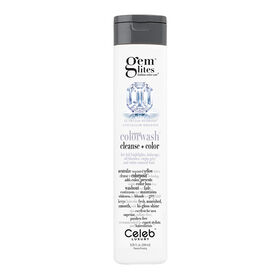Celeb Luxury Gem Lites Semi Permanent Colourwash Shampoo Blonde - Flawless 244ml