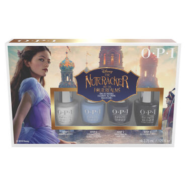 OPI The Nutcracker Collection Mini Infinite Shine 4 Pack 4 x 3.75ml
