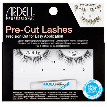 Ardell Pre-Cut Lashes 901