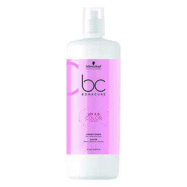 Schwarzkopf Professional Bonacure pH 4.5 Color Freeze Conditioner 1L