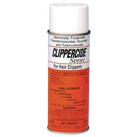 Clippercide Hair Clipper Spray