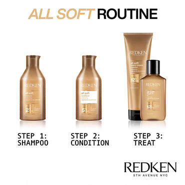 REDKEN All Soft Heavy Cream Treatment 250ml