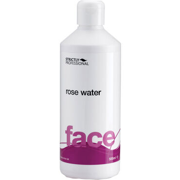 Strictly Professional Rose Water 500ml