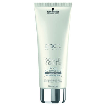 Schwarzkopf Professional BC Bonacure Scalp Genesis Root Activating Shampoo 200ml