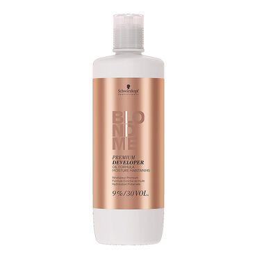 Schwarzkopf Professional BlondMe Premium Developer 9% 30 Vol 1 Litre