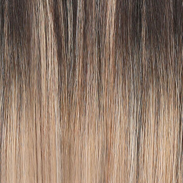 Beauty Works Celebrity Choice Slim Line Tape Hair Extensions 18 Inch - Smoke 48g