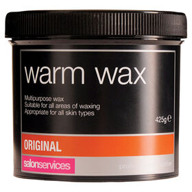 Salon Services Warm Wax Original 425g