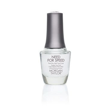 Morgan Taylor Need For Speed Fast Dry Top Coat