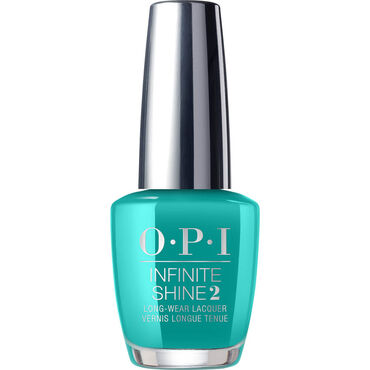 OPI Neons Collection Infinite Shine Dance Party 'Teal Dawn 15ml